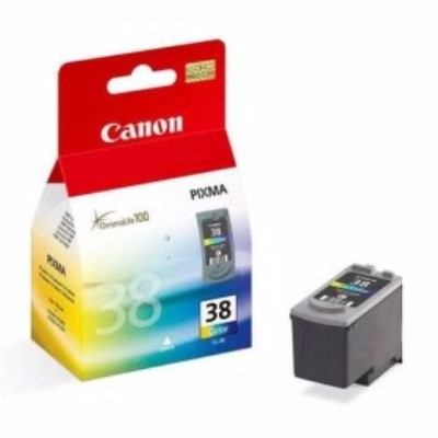 CANON 38 COL INK CAR