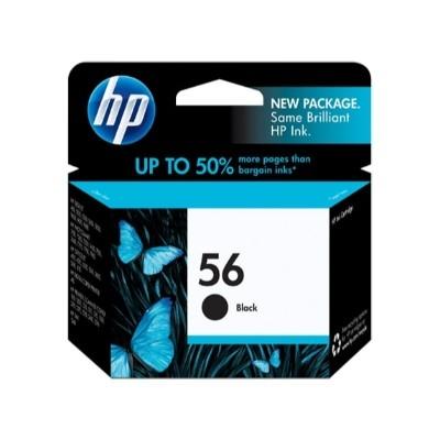 HP 56 HC6656A BLACK